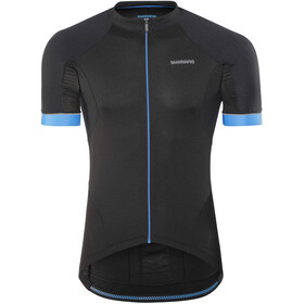 Shimano Escape Jersey Men Black/Blue